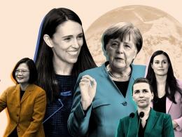 Female Leaders | theguardian.com