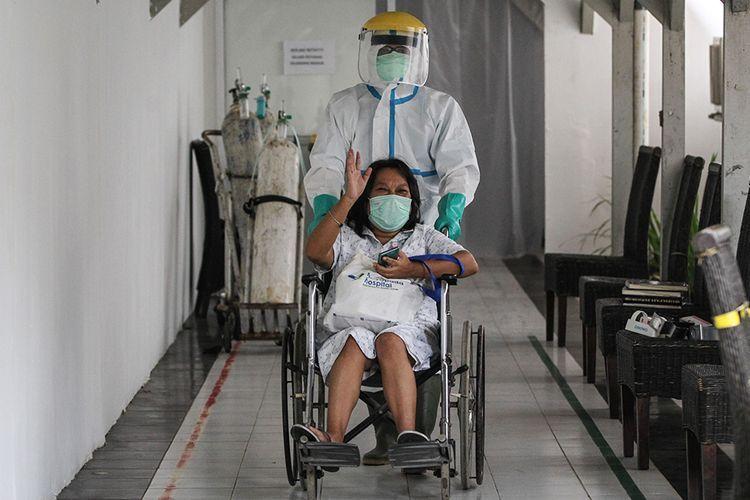 Ilustrasi memaknai momen hijrah dalam menghadapi pandemi  Sumber Kompas.com/Kristianto Purnomo