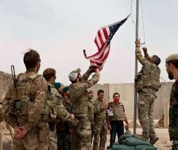 Tentara Amerika mulai meninggalkan Afghanistan. Photo: Afghan Ministry of Defense / AP