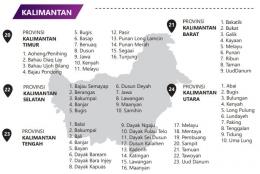 Peta bahasa di Kalimantan- dokpri (tangkapan layar petabahasa.kemdikbud.go.id)