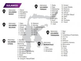 Peta bahasa di Sulawesi - dokpri (tangkapan layar petabahasa.kemdikbud.go.id)