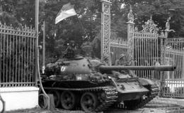 Tentara Vietnam Utara berhasil mengusir Amerika dari Vietnam. Photo : itourvn.com
