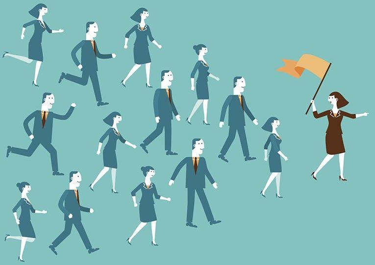 Trasformational Leadership Illustration | Sumber: Brilio