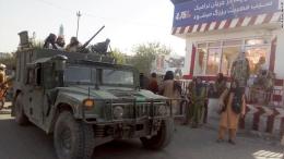Taliban menguasai kembali salah satu kota terpentingyaitu Kunduz. Photo: CNN