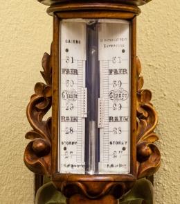 Barometer Merkuri. Sumber: https://www.flickr.com/photos/pavdw/28315841049