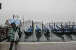 traveling ke Venice , Italia/dok pribadi