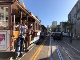 Traveling ke San Fransisco/dok pribadi