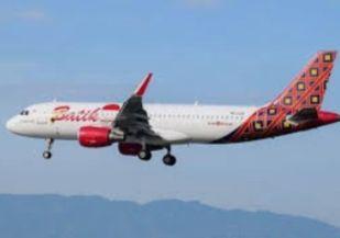 Pesawat Batik Air (dok. kalimantan.bisnis.com)