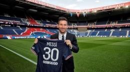 Lionel Messi (Foto: Tribunnews.com)