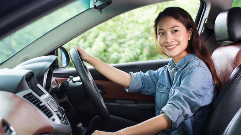 Ilustrasi mengendai mobil matic   Sumber: klasika.kompas.id