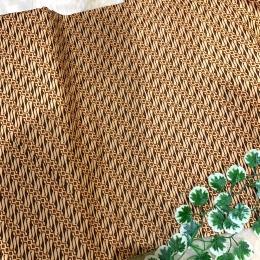 Batik printing motif klasik bernama Parang Kletik   Dokumentasi Pribadi