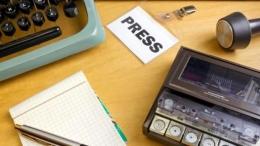 Bekerja di media, setiap orang punya pemahaman perihal makna pencapaian tertinggi/Foto: Tribunnews.com
