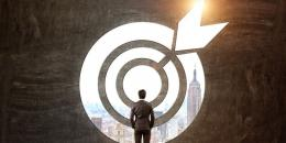 Leader Set Target Illustration | corebusiness.com.au