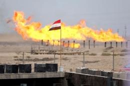 Iraq dikenal sebagai negara produsen minyak melimpah. Sumber: middle-east-online.com