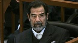 Saddam Hussein, Pemimpin Iraq/Sumber: Hindustan Times