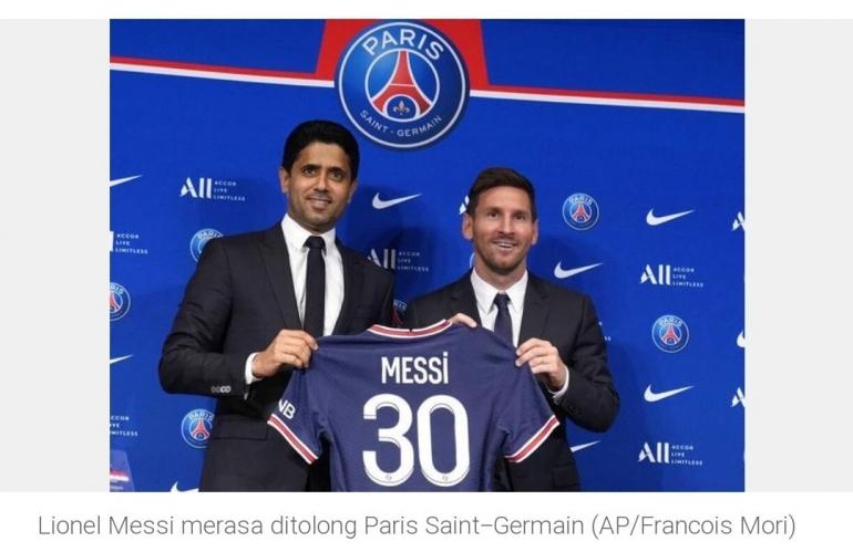 AP/Francois Mori - Bidik Layar Detik Sport