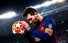 Lionel Messi-Foto:IST (Sumber sindonews.com)
