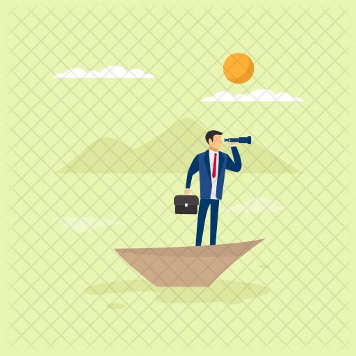 Visionary Leader Illustration | https://iconscout.com/icon/visionary-leader