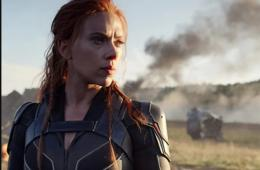 Natasha Romanof aka Black Widow   Dok. Marvel Studio