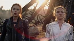 Natasha dan Yelena   Dok. Marvel Studio