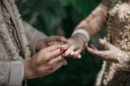Ilustasi Dokumentasi Pernikahan (Sumber: Dokumentasi pribadi)