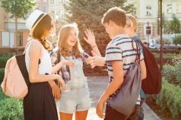 Masa pubertas remaja mengalami banyak perubahan perilaku