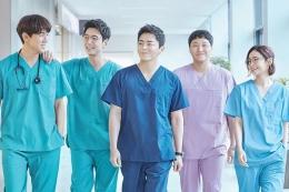 Drama Hospital Playlist. (Soompi via kompas.com)