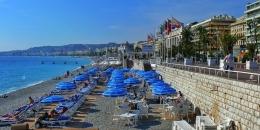 Nice- French Riviera, Prancis. Sumber: dokumentasi pribadi