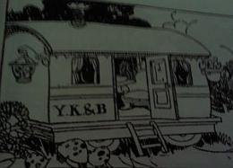 Ini rumah Yosi, Klik, dan Bun   sumber: Enid Blyton dalam dewipuspasari.net