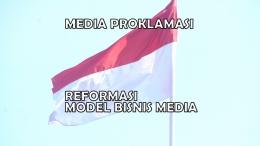 Kredibilitas media di masa Proklamasi Kemerdekaan. Bagaimana dengan hoaks? Foto: isson khairul