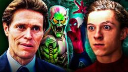 Willem Dafoe dirumorkan muncul kembali di Spider-Man 3. Sumber: The Direct