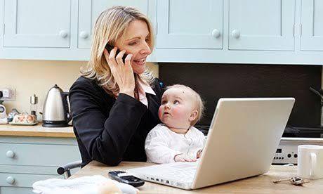 Ilustrasi gambarhttp://binakarir.com/tips-menjadi-ibu-rumah-tangga-sekaligus-wanita-karir/