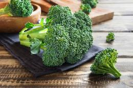 Ilustrasi brokoli lokal | Foto Kompas.com