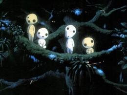 Ada Kodama yang misterius | Sumber: MyAnimeList.net