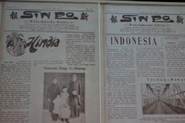 Koran Sin Po/Sumber: Kompas
