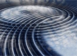 Interferensi, difraksi dan prinsip superposisi. Sumber: thoughtco.