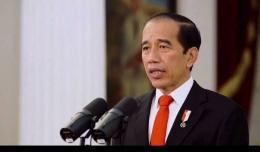 Presiden RI Joko Widodo   Sumber : kompas.tv
