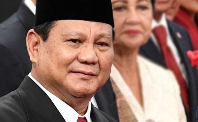 Sumber Gambar: Antara News.com (Prabowo Subianto Mentri Pertahanan RI)