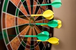 Hidup harus punya target. Sumber foto: Pixabay