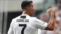 Cristiano Ronaldo (Foto REUTERS/Massimo Pinca)