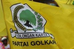 Lambang Partai Golongan Karya atau Golkar   KOMPAS.com