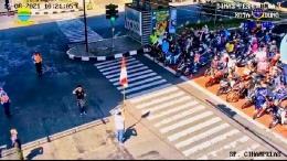 Foto : Screen ShootVidio 3 Menit Untuk Indonesia , ATCS Dishub KOta Bandung