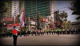 Foto : Screen ShootVidio 3 Menit Untuk Indonesia , ATCS Dishub Kta Bandung