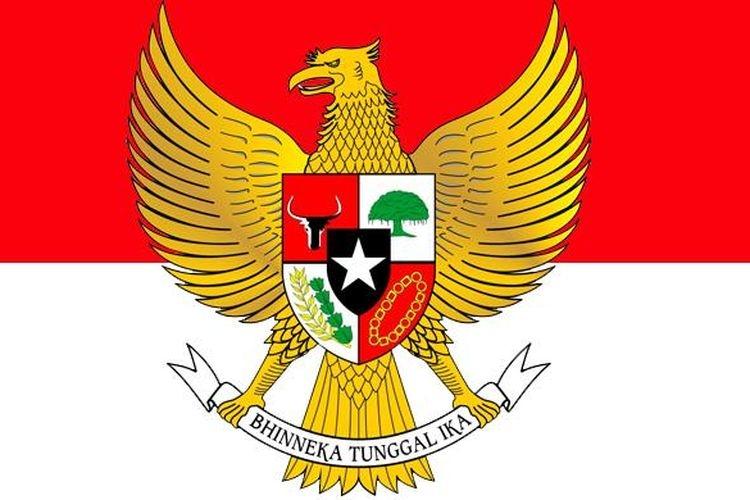 Garuda Pancasila (Dok. Kompas.com)