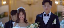 Cuplikan Drama She Is The One episode 24, pernikahan Wen Jinchen dan Yuan Yueyue| sumber: Channel YouTube YoYo TV Seri Eksklusif