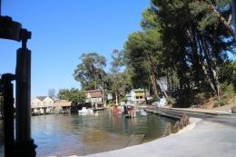 Lokasi danau buatan/dok pribadi