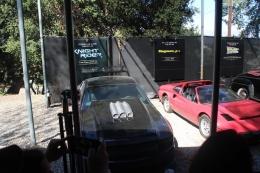 museum mobil antara lain ada mobil hitam film Knight Rider/dok pribadi