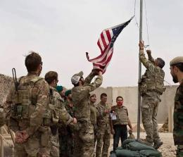 31 Agustus 2021 merupakan batas akhir keberadaan tentara Amerika di Afghanistan. Photo. HOGP