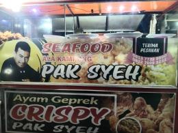 Gerobak Nasi Goreng Pak Syeh (Dokpri)