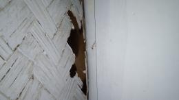 Tips ampuh membasmi rayap di rumah agar perabotan rumah awet dan utuh, sudut dapur atas (dokpri)